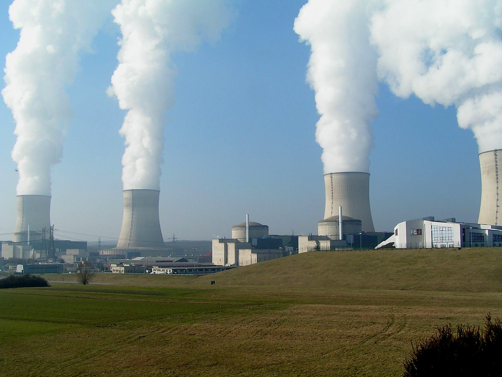 kärnkraft/energi