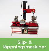 slip&lappningsmaskingron